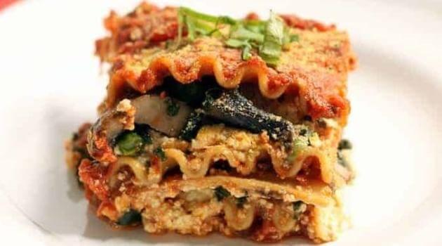 Hummusapien: Best Vegan Tofu Lasagna
