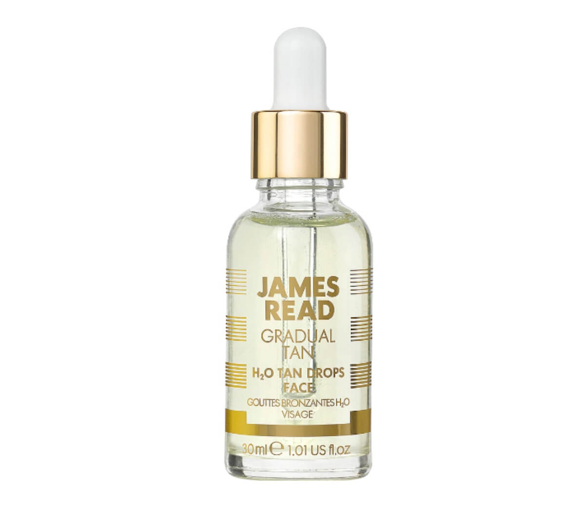 james read tan gradual tanning drops