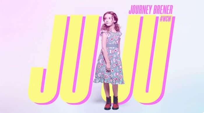Juju Journey Brener Woman Crush Wednesday