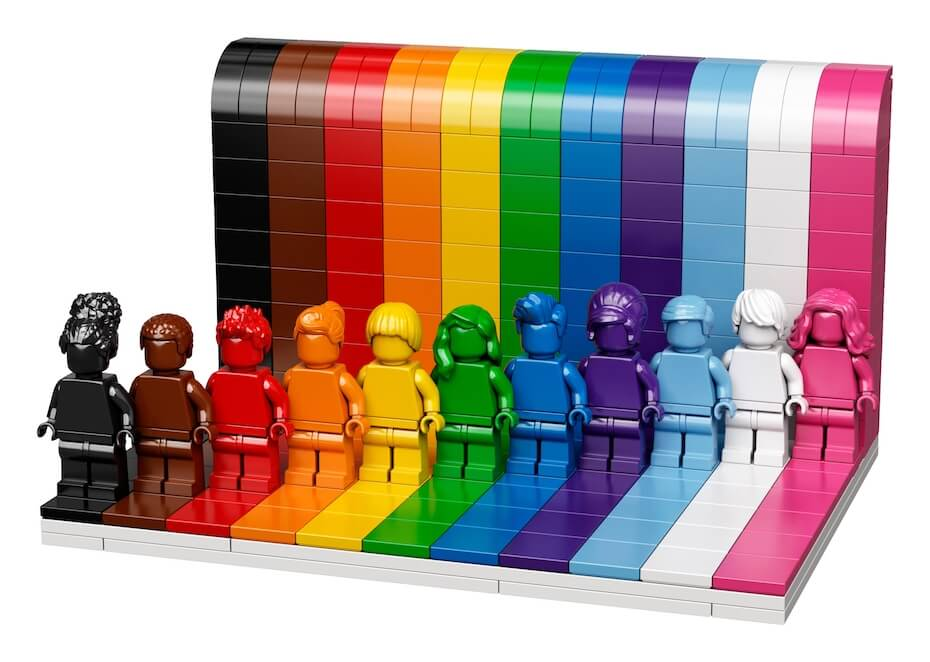 Lego Everyone Is Awesome Collection