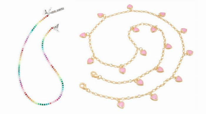 Mask Chains for summer