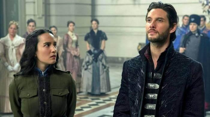 Shadow and Bone: Alina and General Kirigan