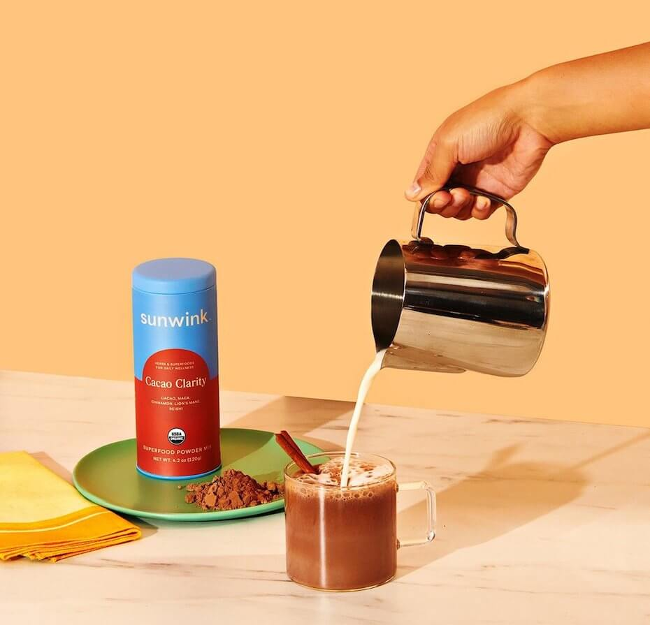 Sunwink Cocoa Clarity Powder