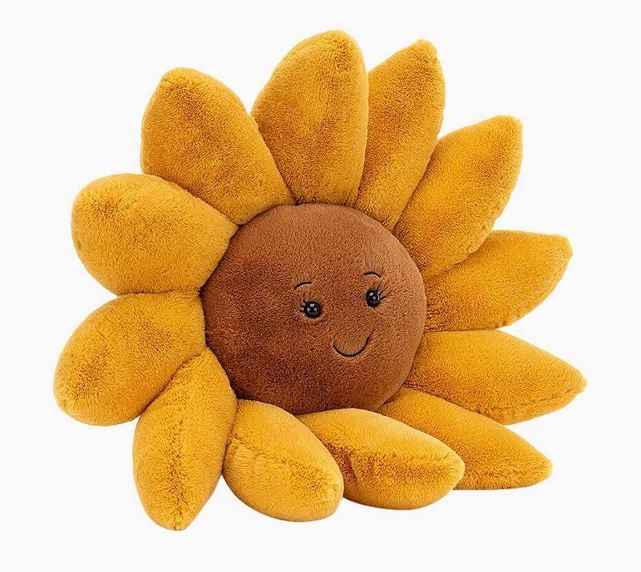 Jellycat Sunflower Pillow