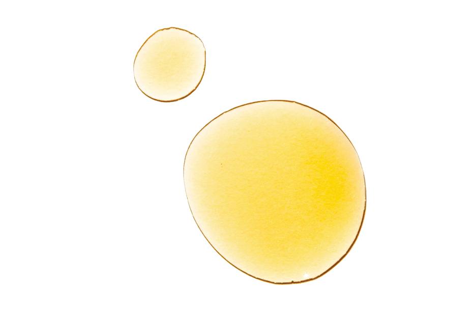 Beauty Nut: Argan oil swatch