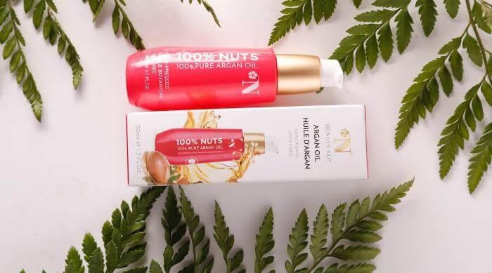 Beauty Nut Pure Argan Oil