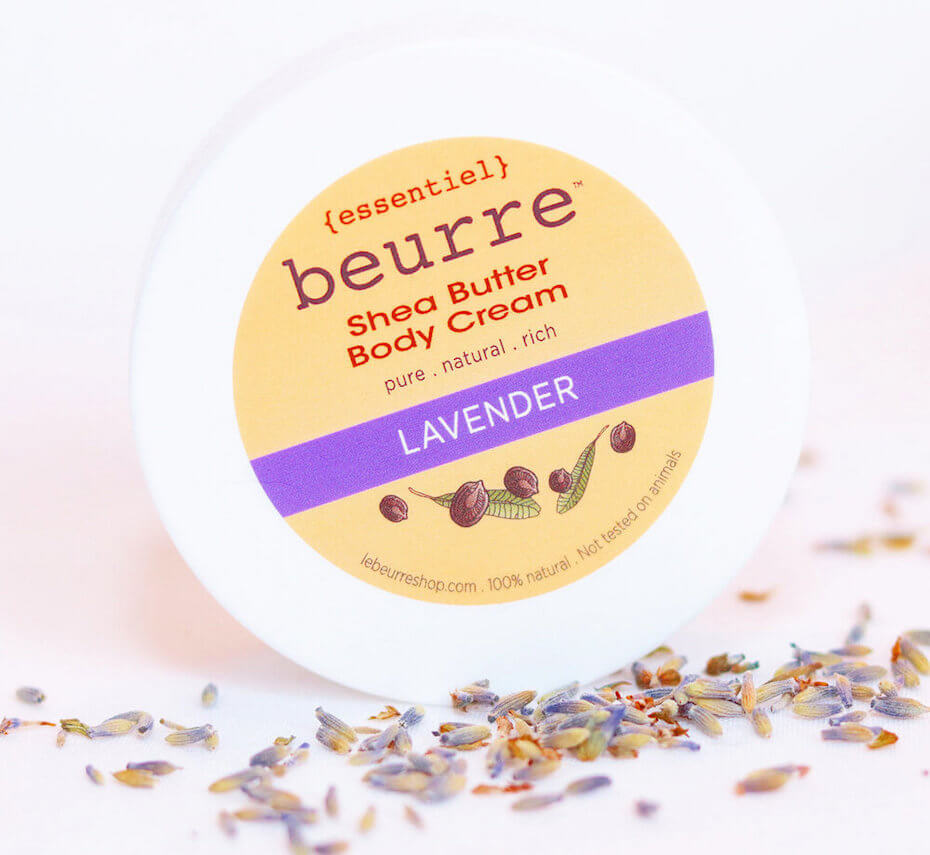 Beurre Lavender Body Butter