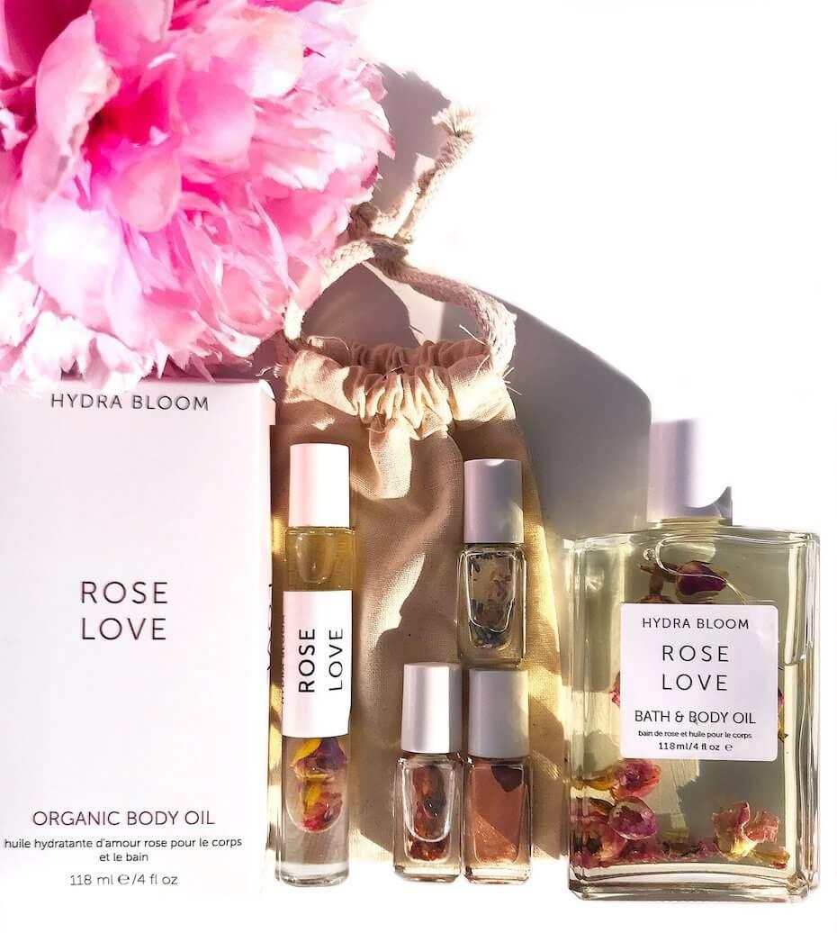 Hydra Bloom Rose Oil Bundle