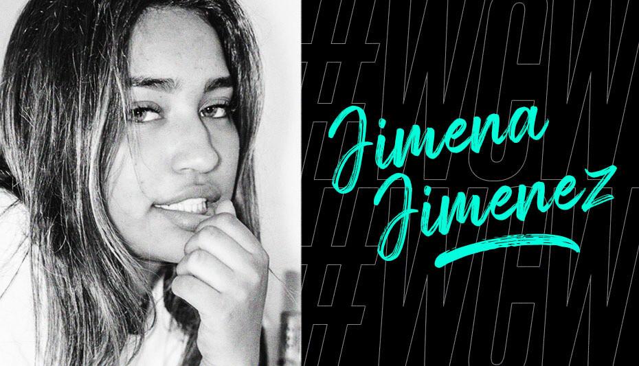 Jimena Jimenez Woman Crush Wednesday