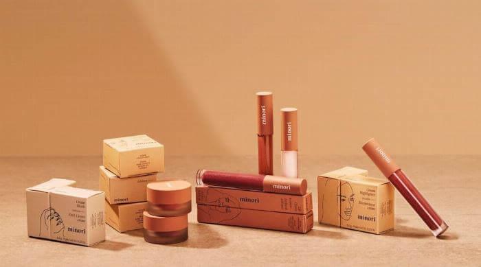 Minori range of products