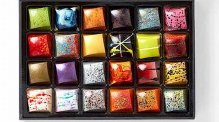 Philip Ashley Chocolates box of 24