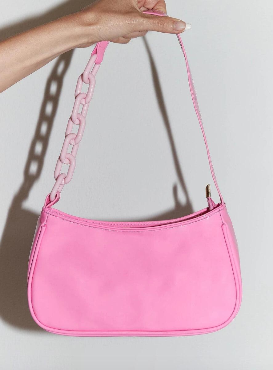 princess polly doll house pink bag