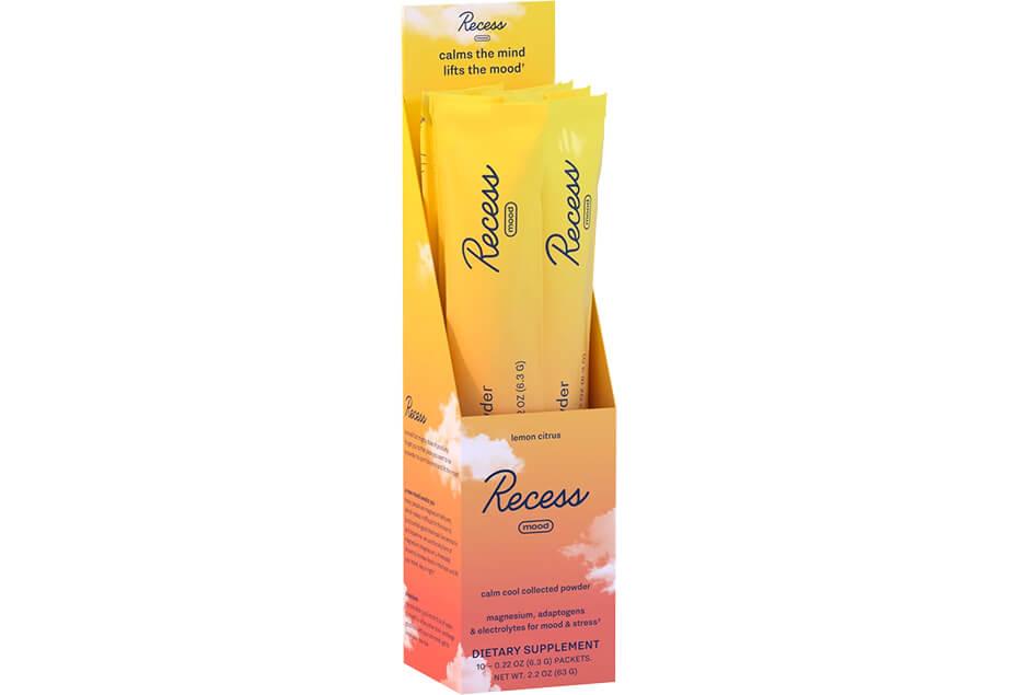 Recess Mood Powder Lemon Ctirus