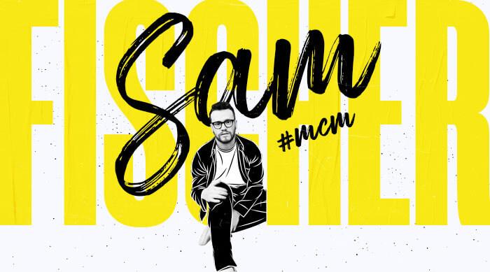 Sam Fischer Man Crush Monday