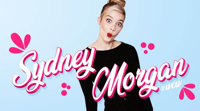 Sydney Morgan Woman Crush Wednesday