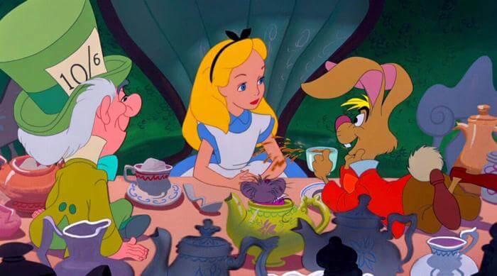 Alice in Wonderland: Mad Tea Party