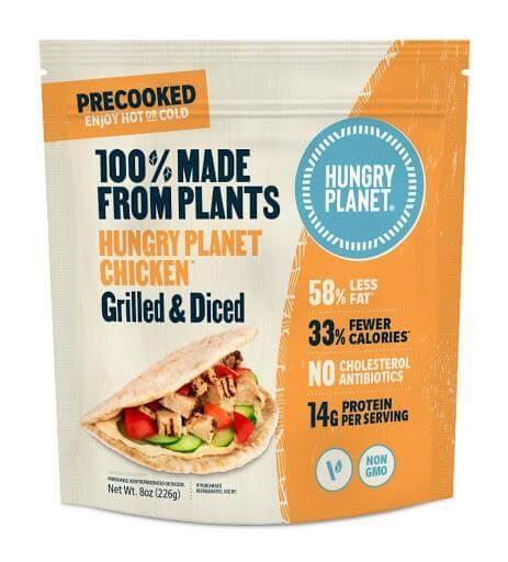 Hungry Planet: Grilled & Diced Chicken