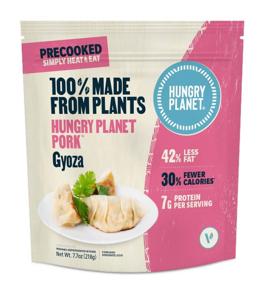Hungry Planet: Pork gyoza