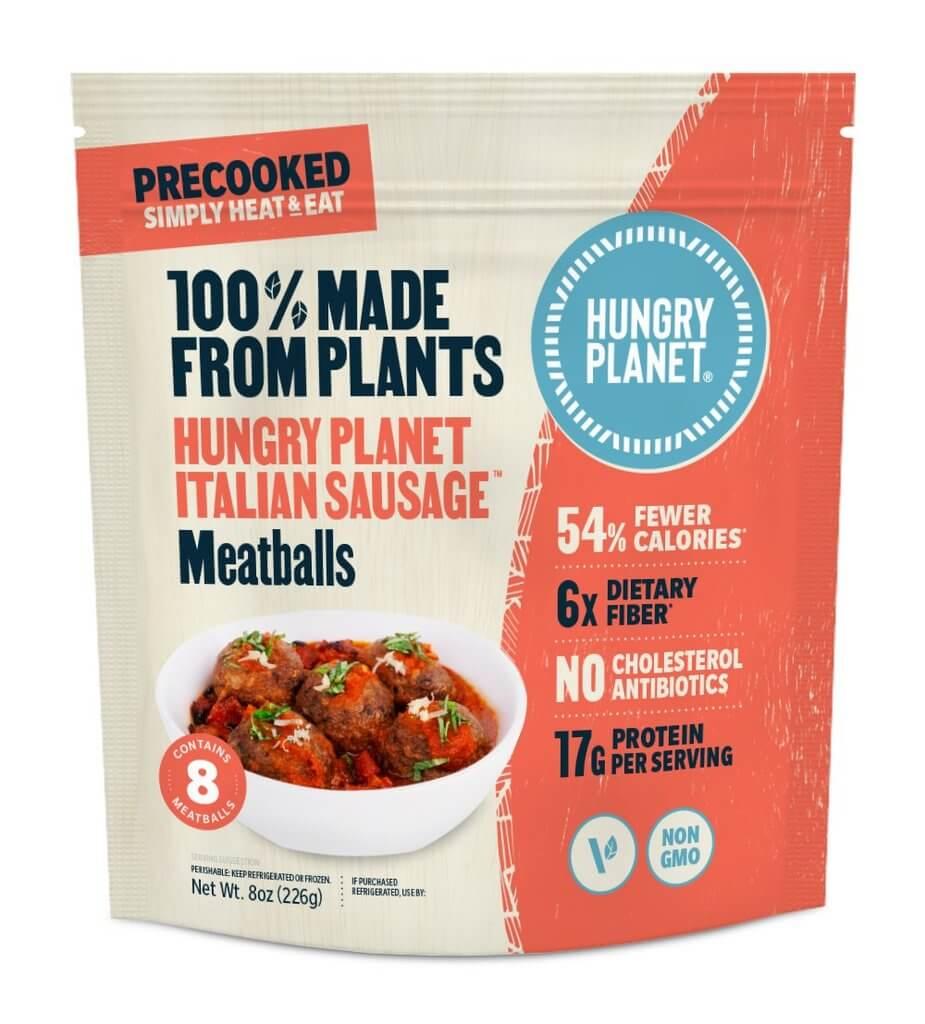 Hungry Planet: Italian Sausage Meatballs
