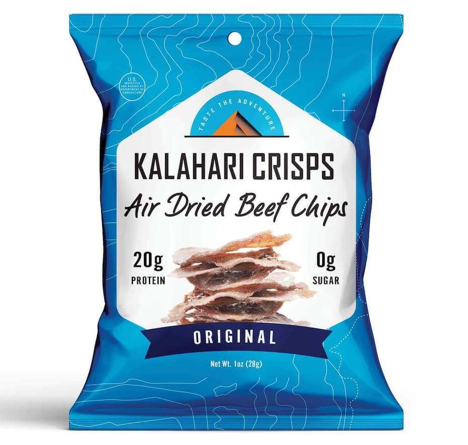 Kalahari Crisps Original