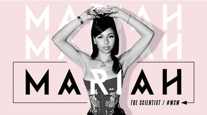 Mariah the Scientist Woman Crush Wednesday article