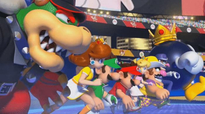 Mario Golf: Super Rush - super rush characters