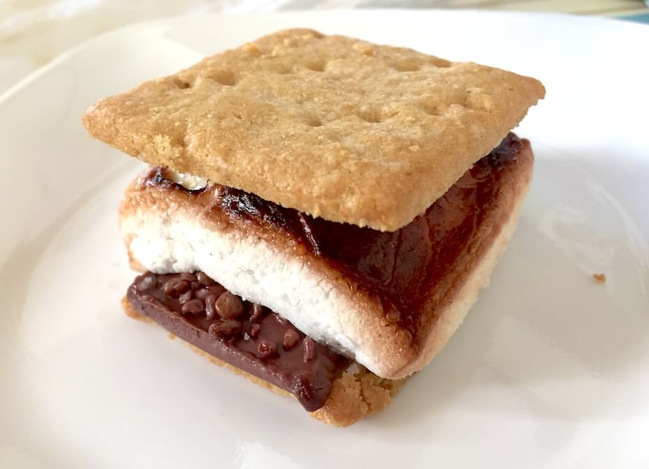 Omnom toasted s'more example