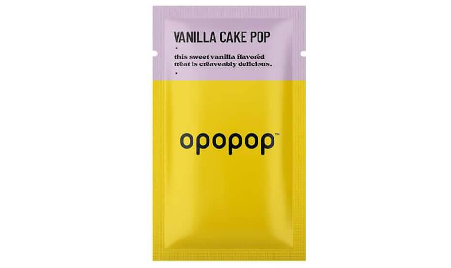 Opopop Vanilla Cake Pop mini bag