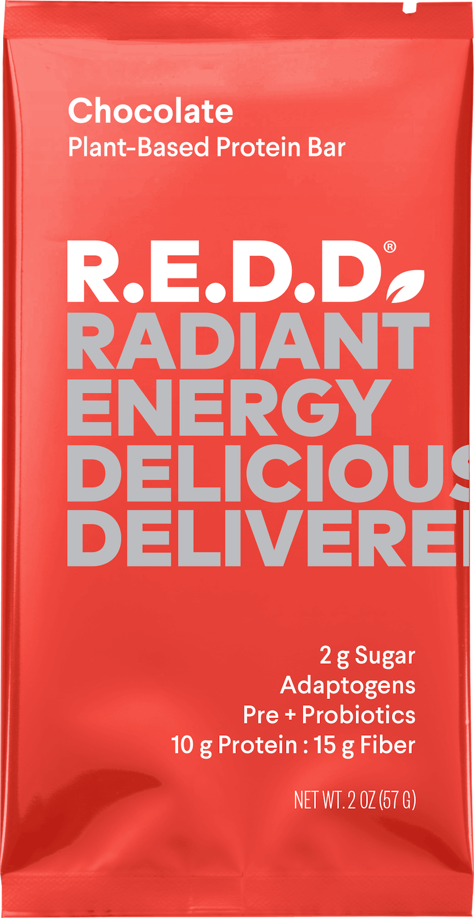 REDD chocolate protein bar