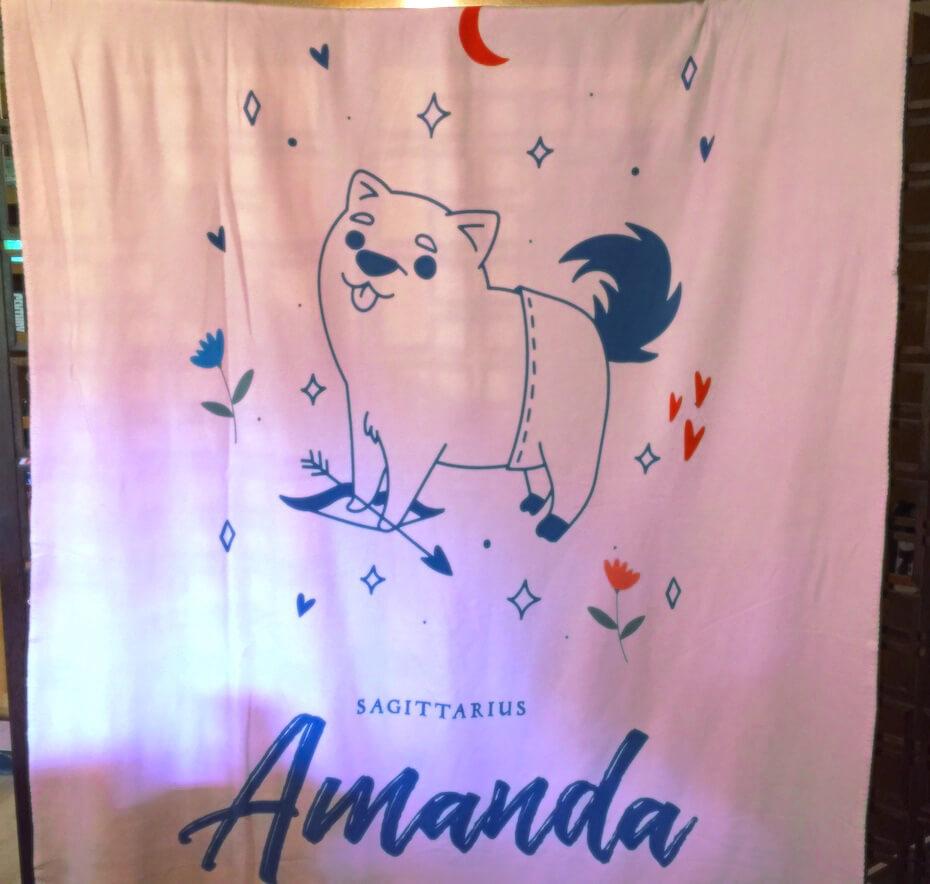 RElatable Basic Amanda blanket