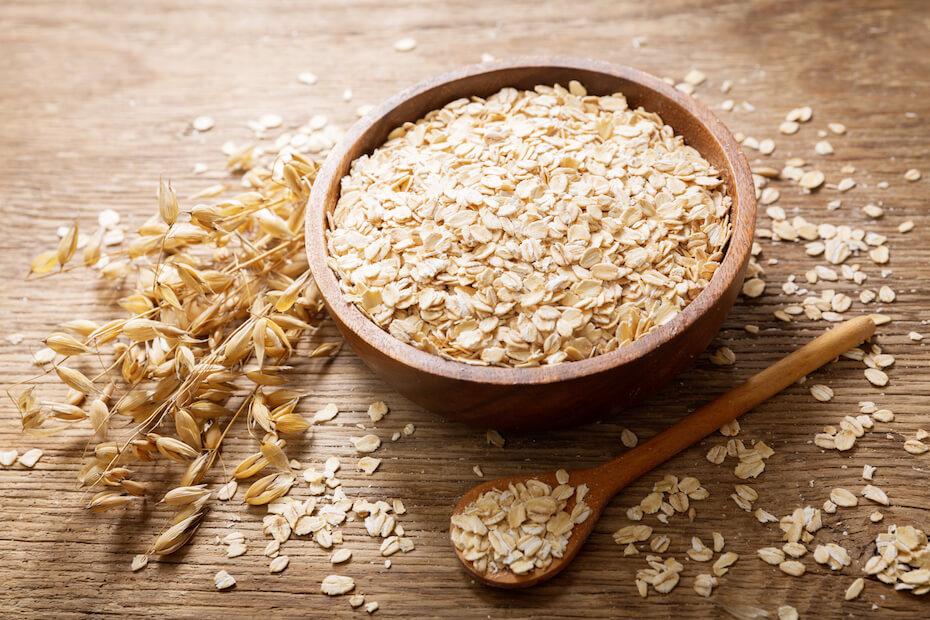 Shutterstock: oatmeal