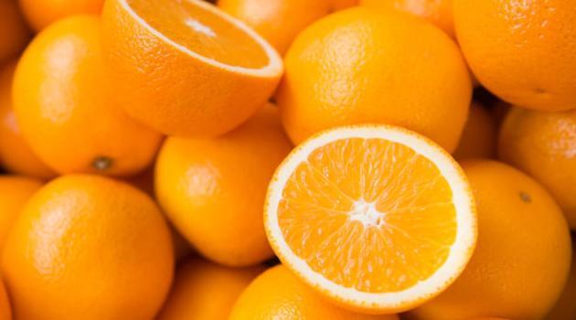 Shutterstock: oranges