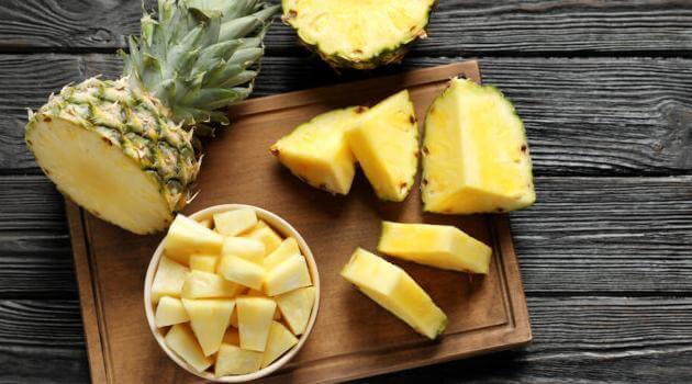 Shutterstock: pineapple