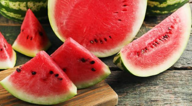 Shutterstock: watermelon