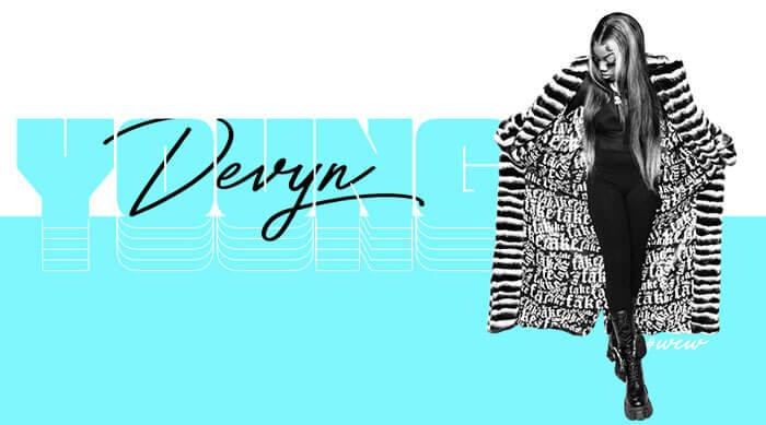 Young Devyn Woman Crush Wednesday