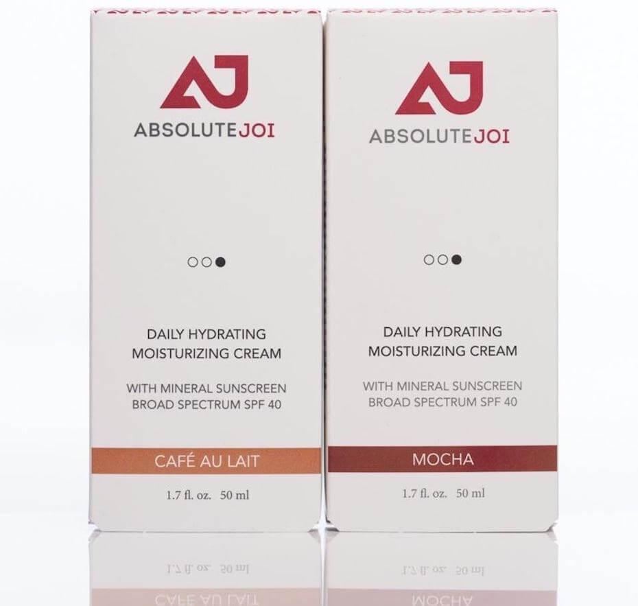 AbsoluteJoi Mineral sunscreen