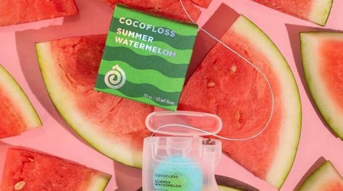 cocofloss watermelon