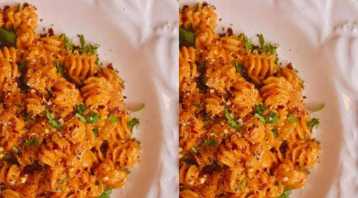 spicy pasta food recipe