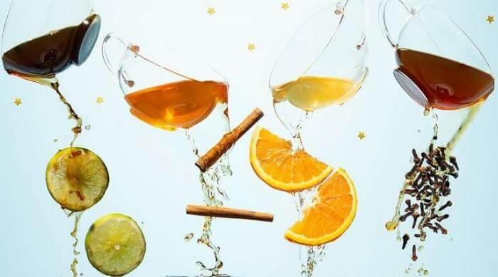 Stash Tea Company: 4 types of tea