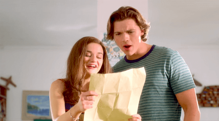 The Kissing Booth 3: elle and lee's summer bucket list