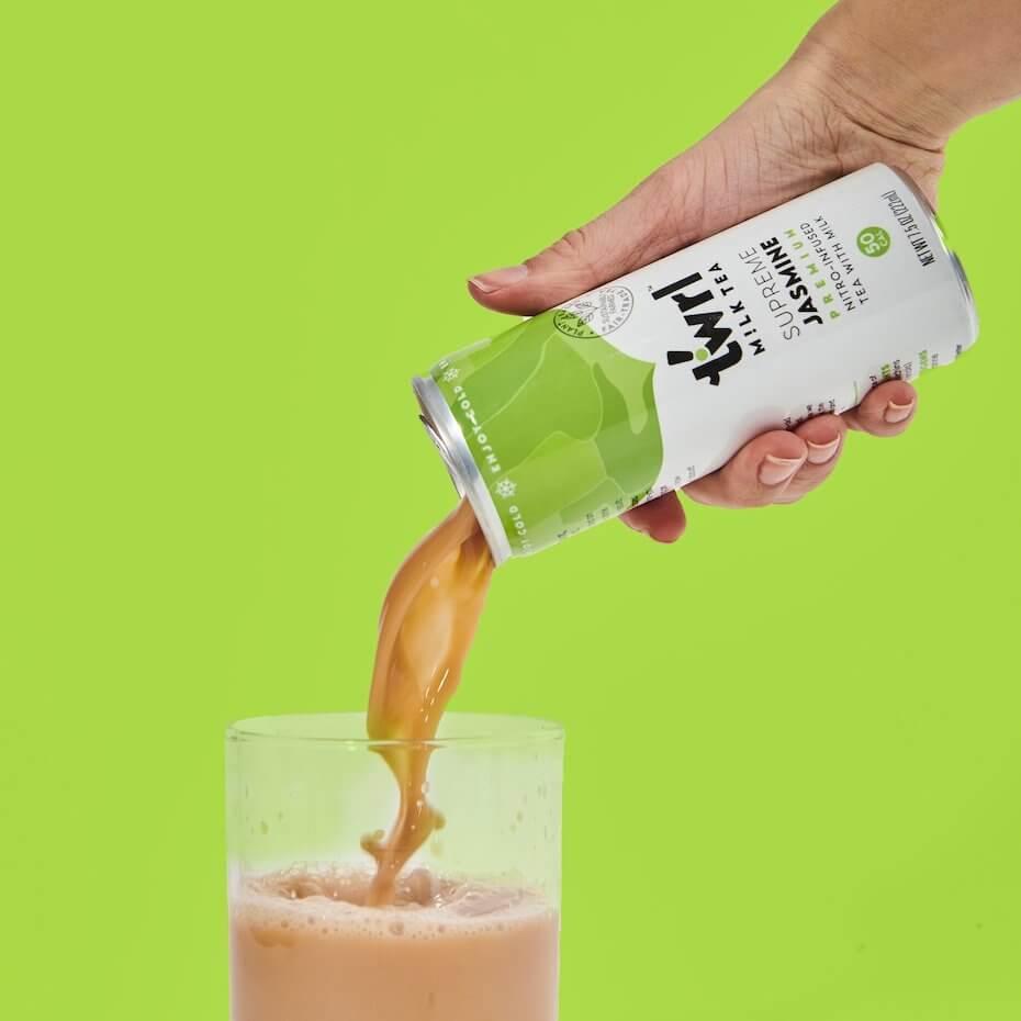 Twrl Milk Tea supreme jasmine