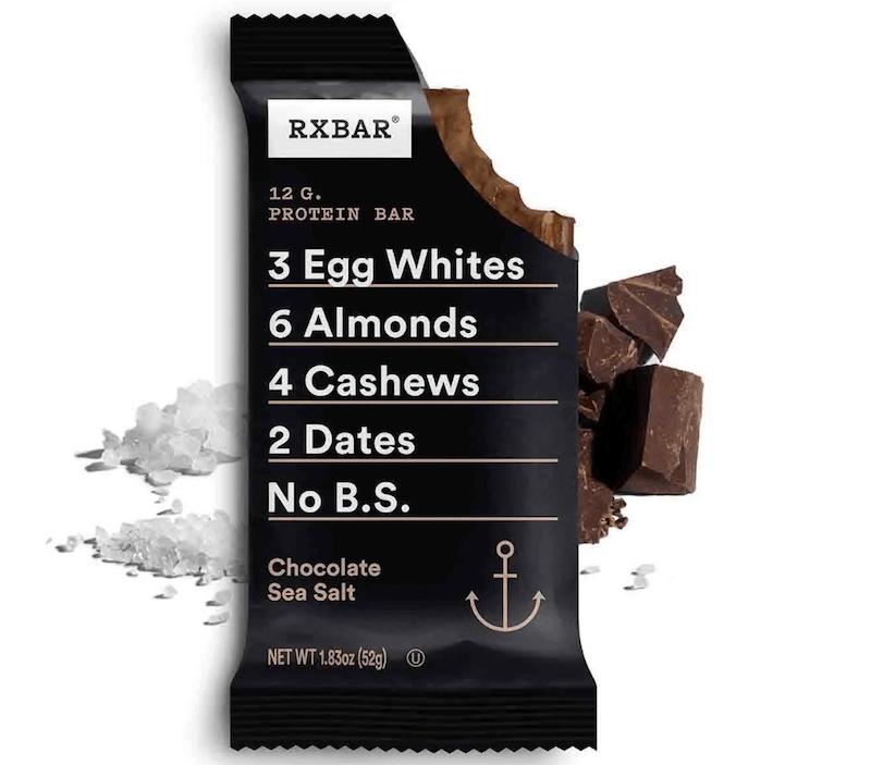 RX Bar Sea Salt Chocolate Chip
