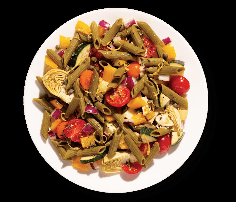 Ancient harvest veggie pasta