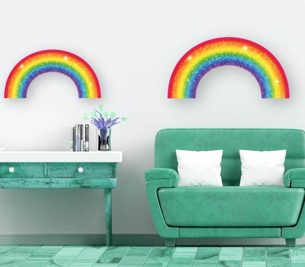 ArtSugar mountable rainbows