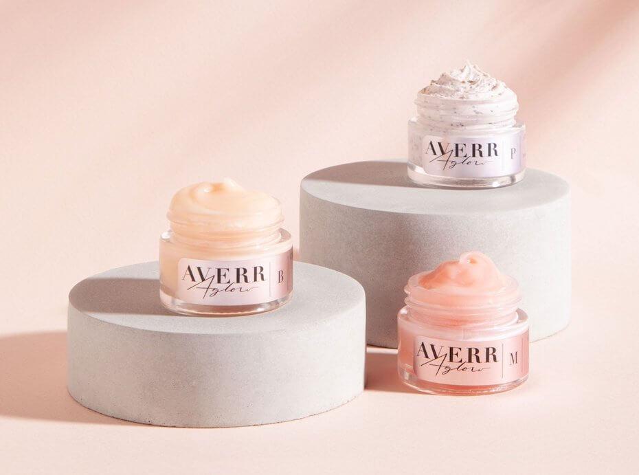 Averr aglow perfect pout lip kit