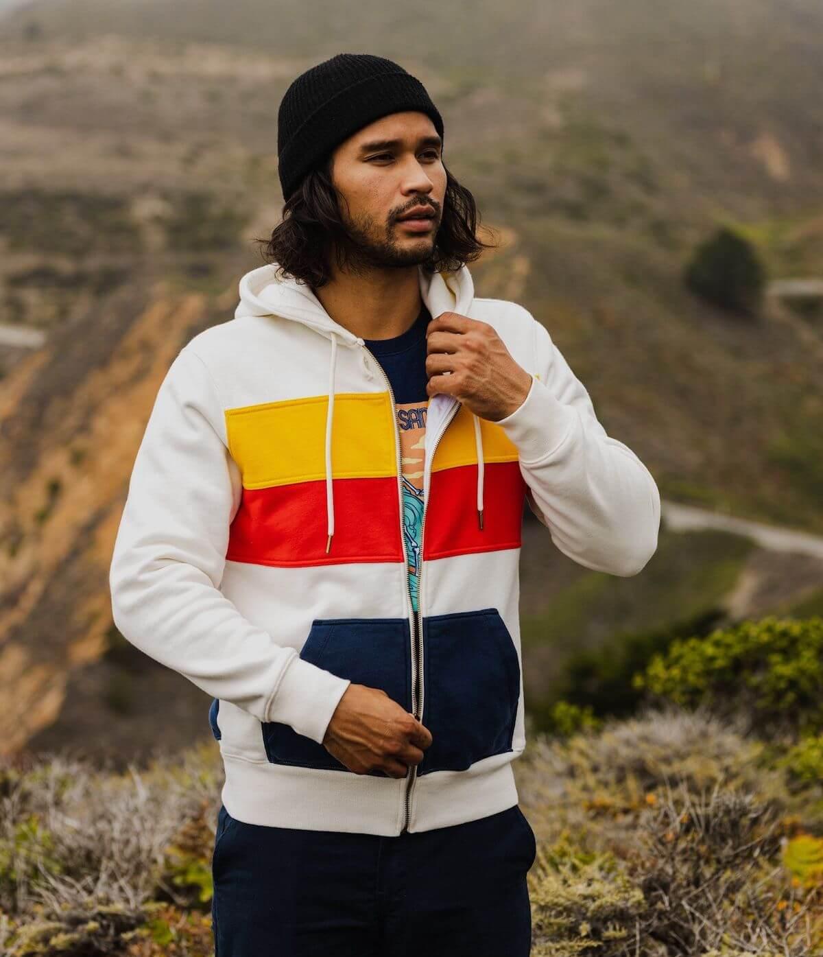 California Cowboy PCH hoodie
