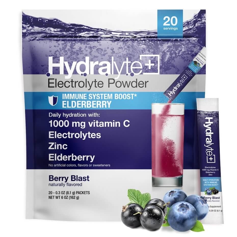 hydralite berry blast