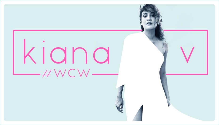 Kiana V Woman Crush Wednesday