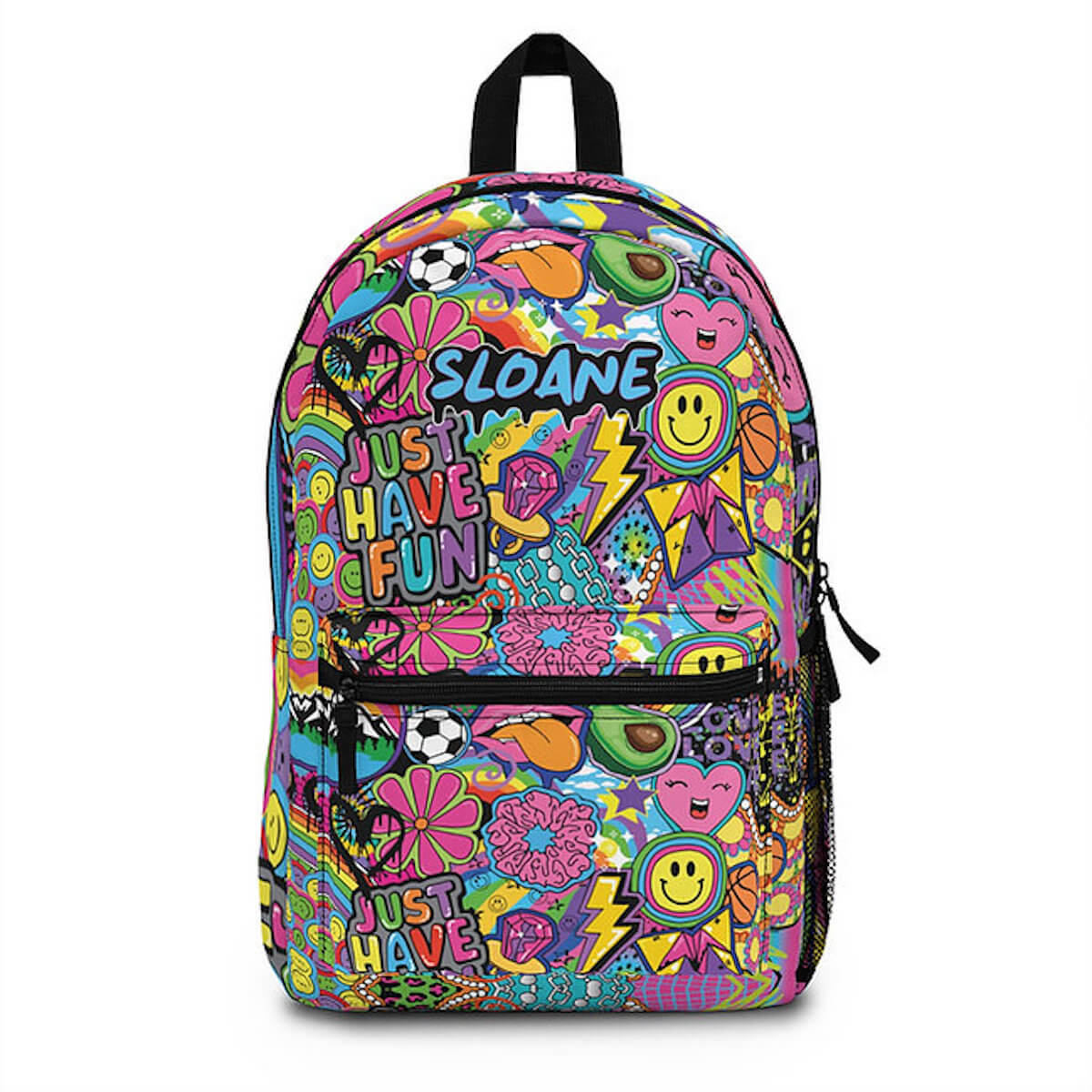 Kicks by Sammy just have fun backpack