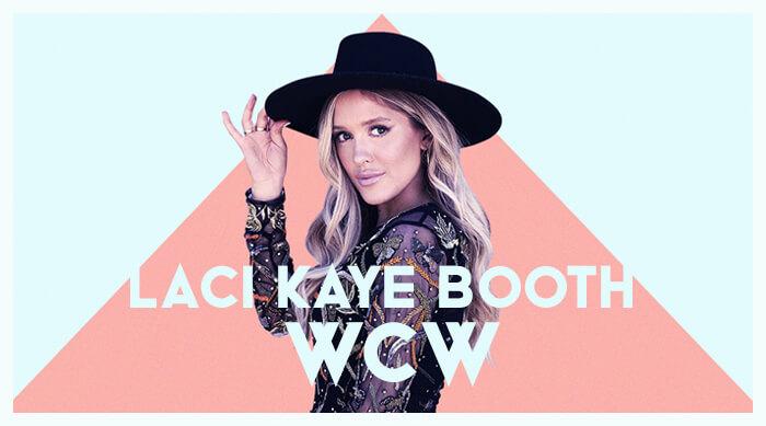 Laci Kaye Booth Woman Crush Wednesday